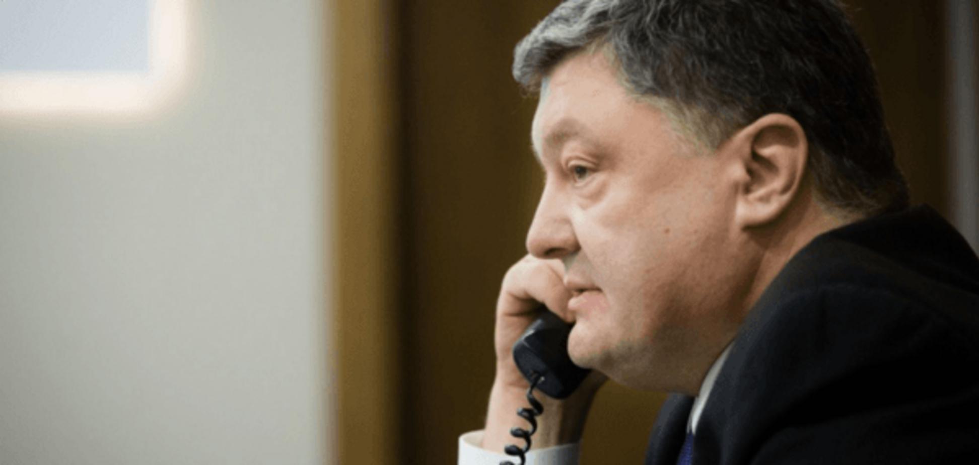 Порошенко зателефонував Савченко: 'Справедливість переможе!'