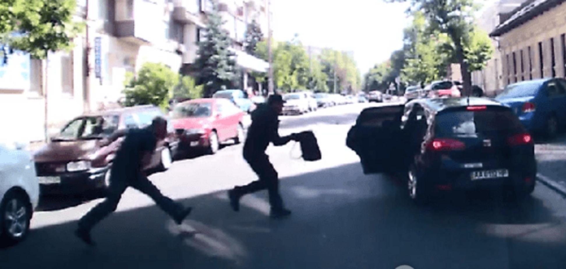 Грабежи в Киеве