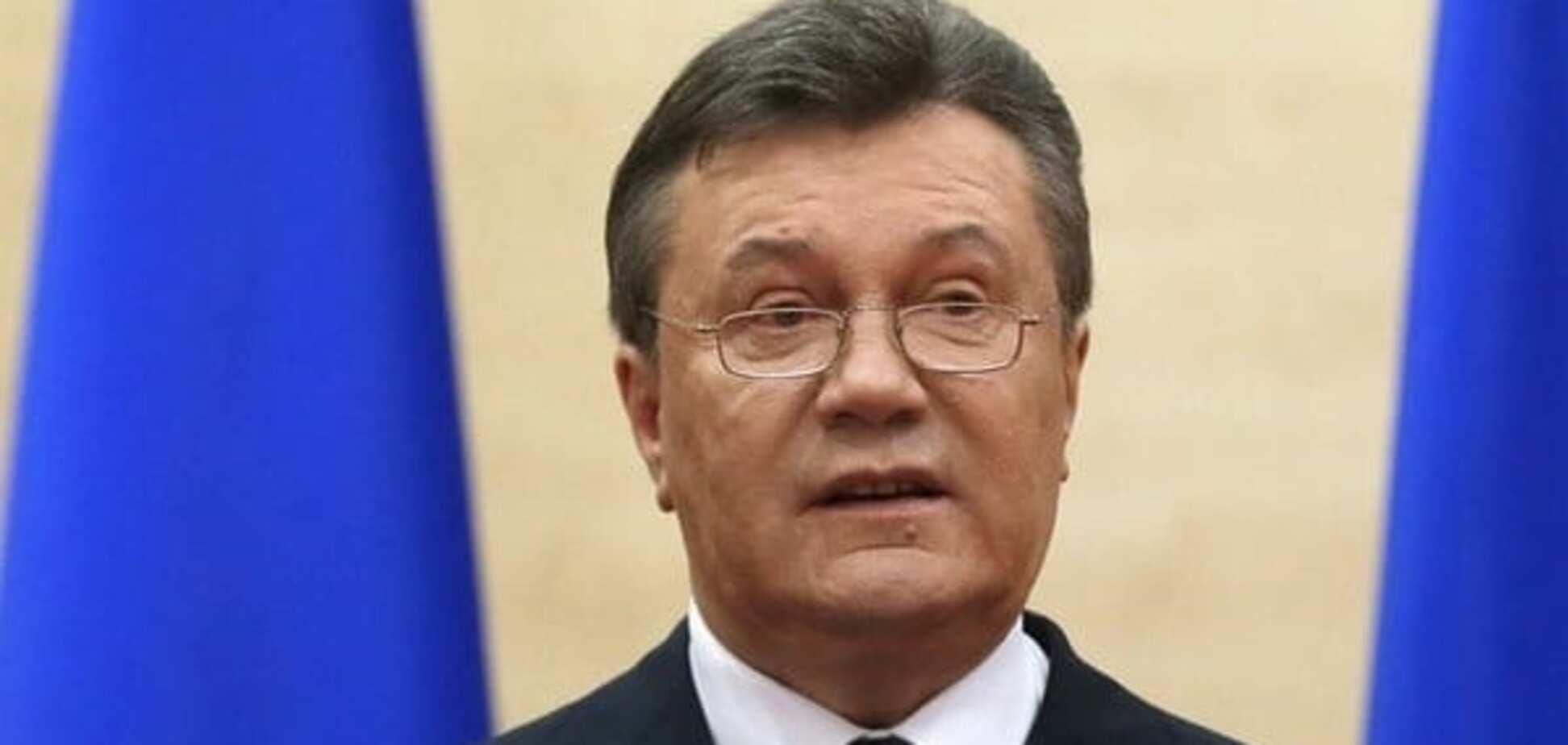 Суд ЕС обязал Украину выплатить Януковичу компенсацию за судебные издержки