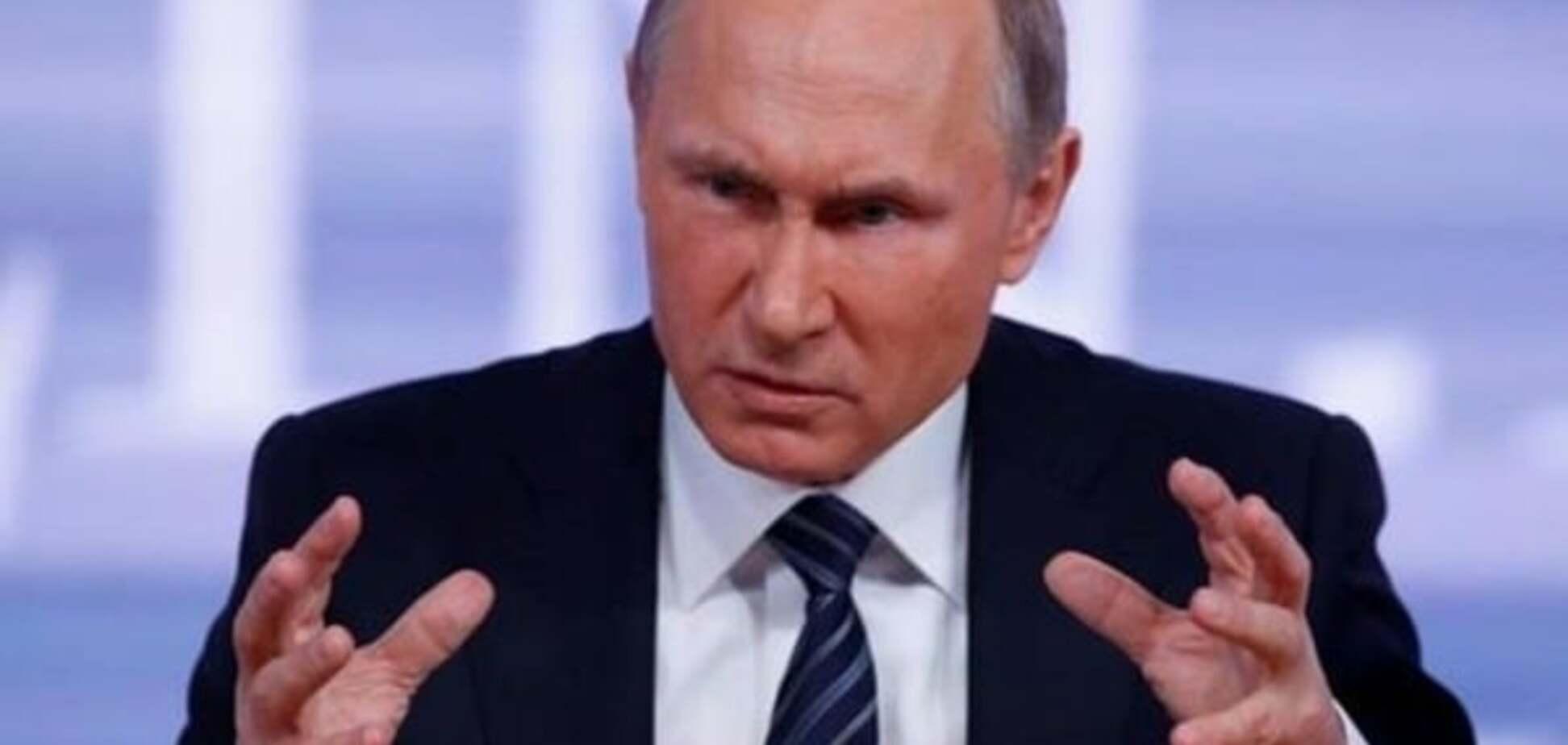Миллиарды вокруг Путина есть. Опубликован доклад