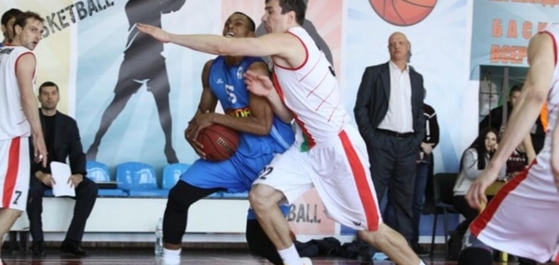 где смотреть матчи 1/4 финала чемпионата Украины по баскетболу
