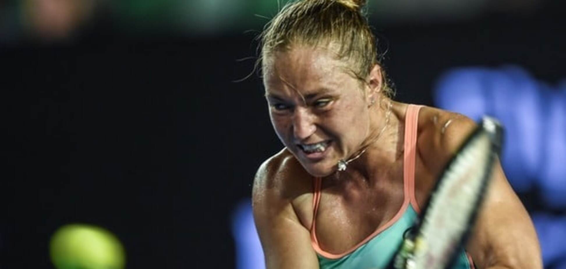Українська тенісистка ефектно стартувала на турнірі в США