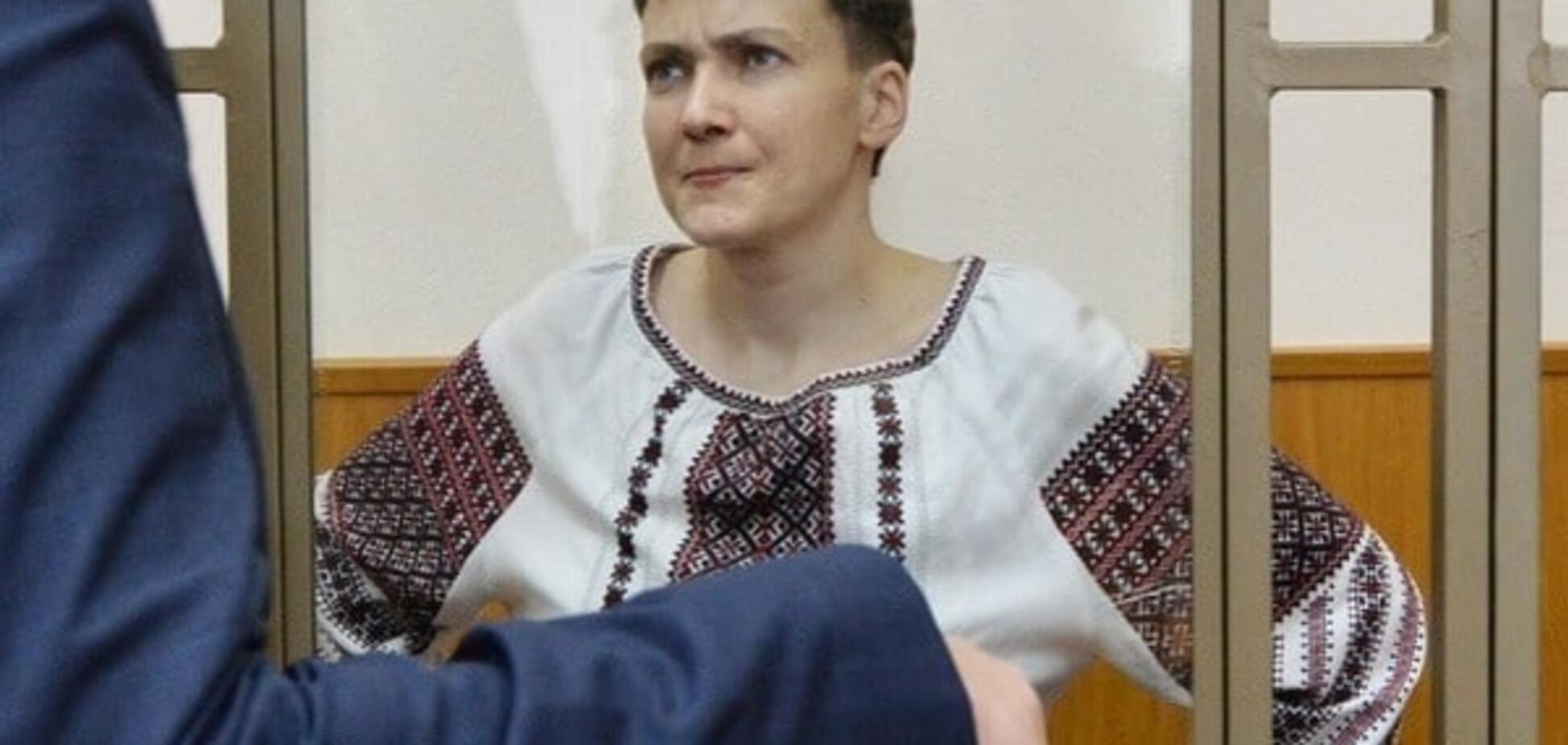 Савченко назвала депутатам Європарламенту головний страх Кремля
