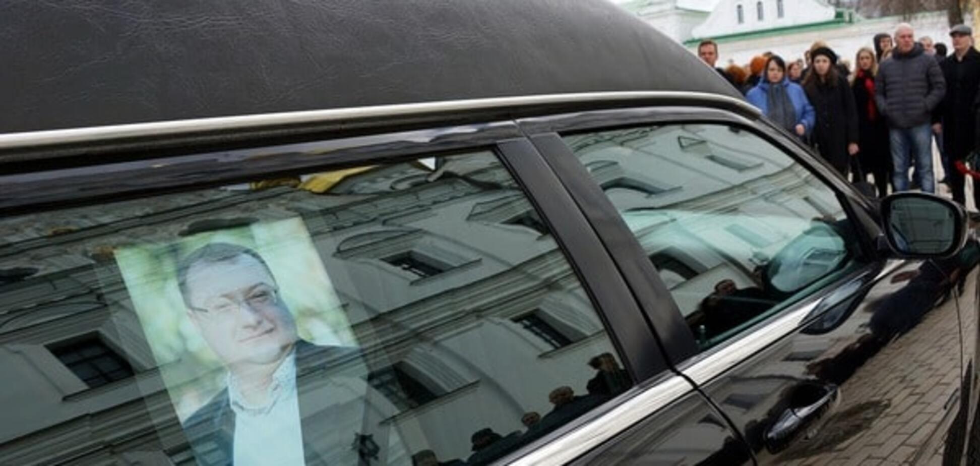 Імена та фото підозрюваних у вбивстві Грабовського потрапили в ЗМІ