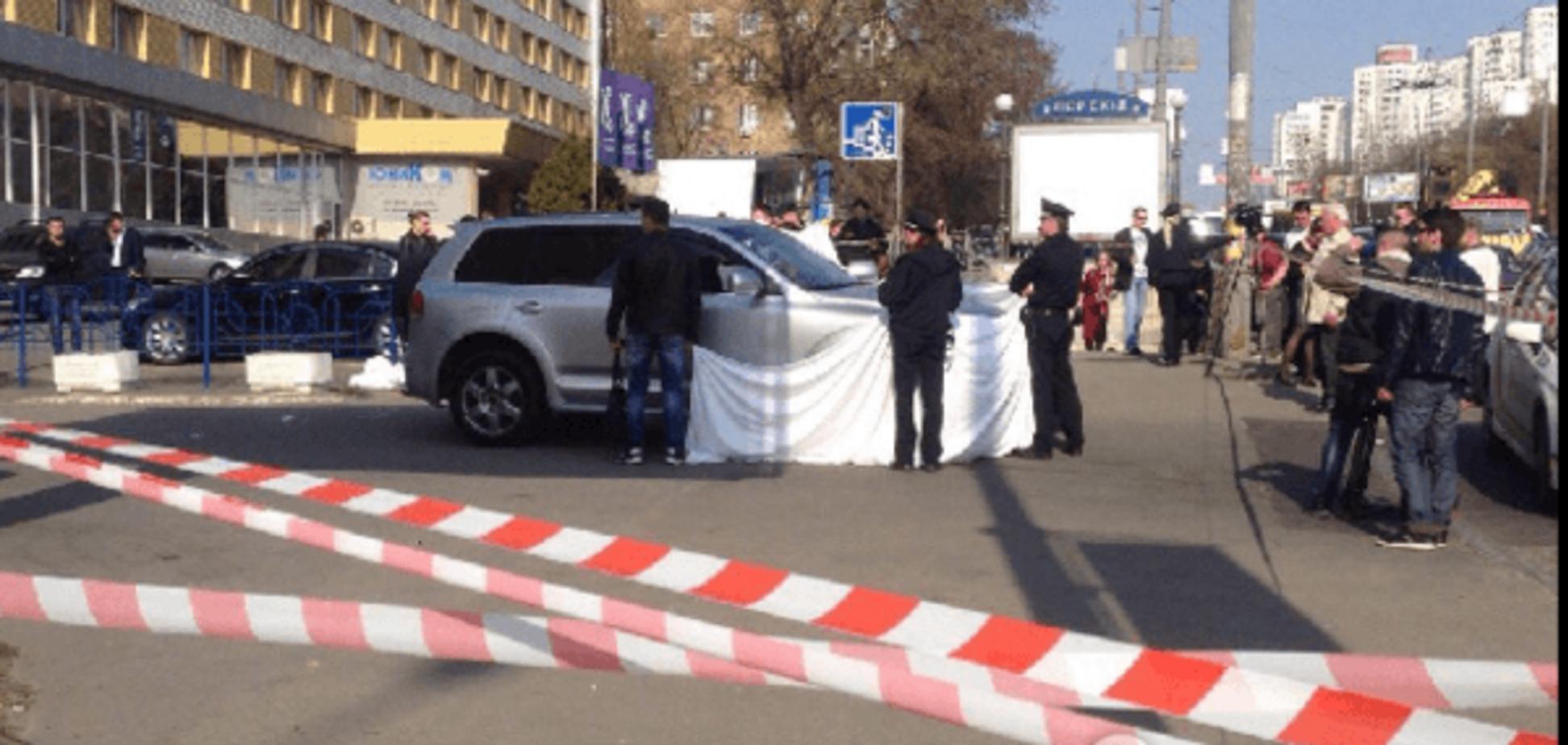 Стали відомі подробиці розстрілу директора спортклубу в Києві