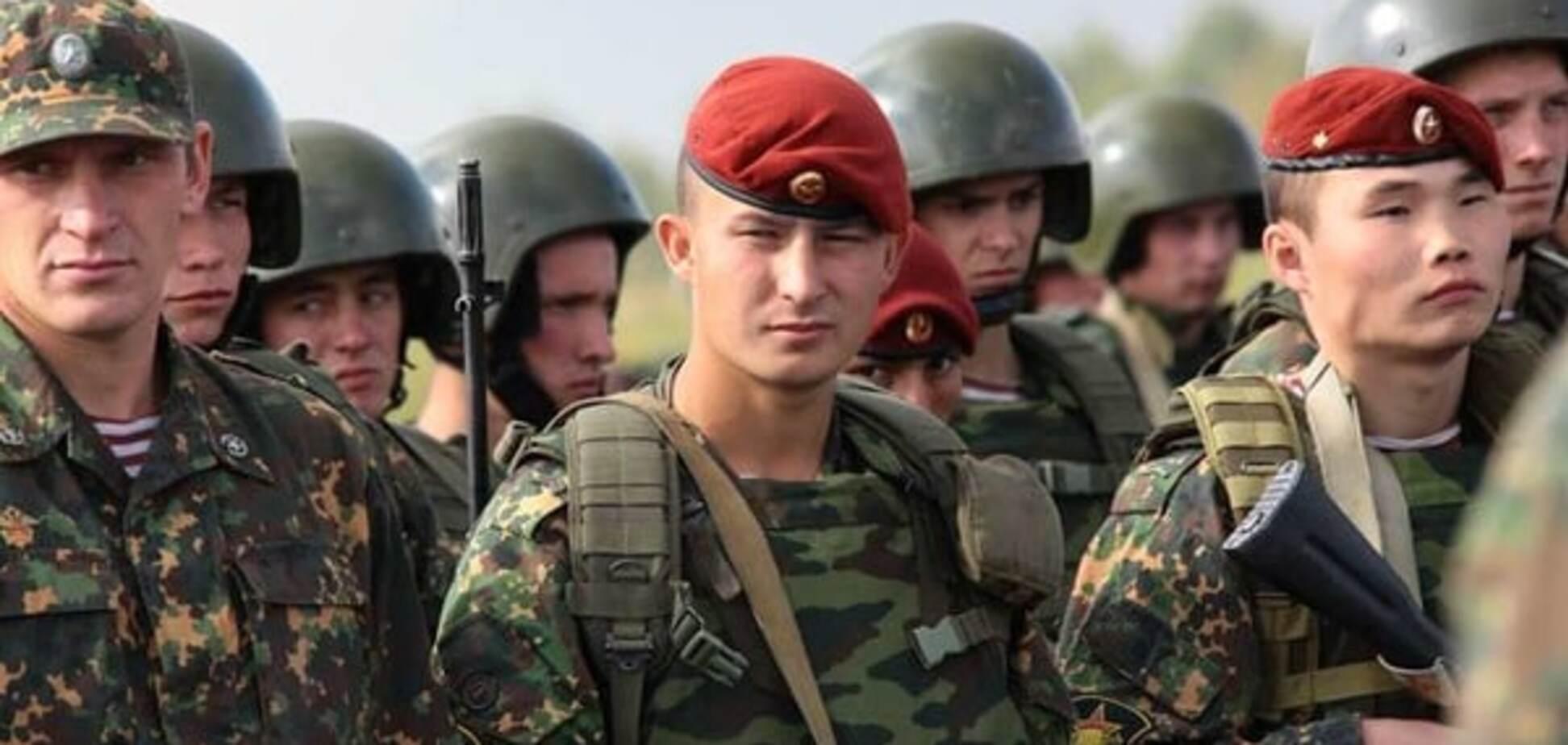 Путин создает Национальную гвардию
