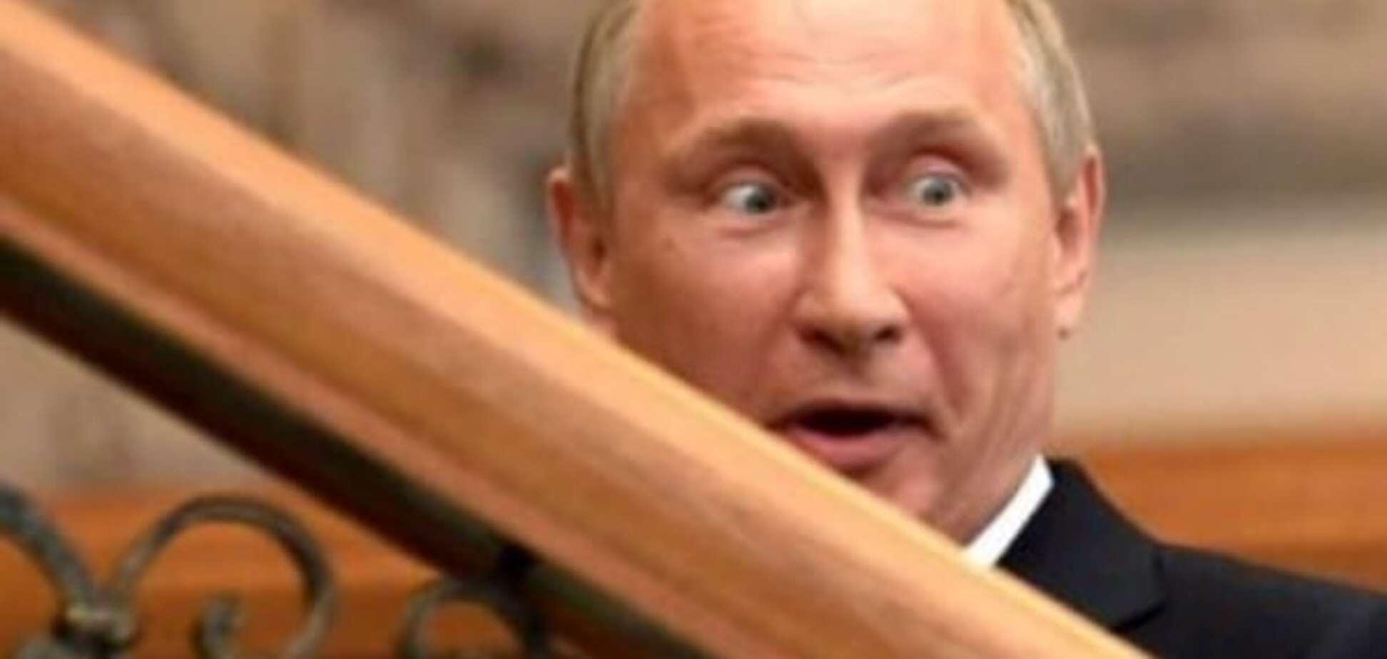 Нехилая у них в Кремле паника