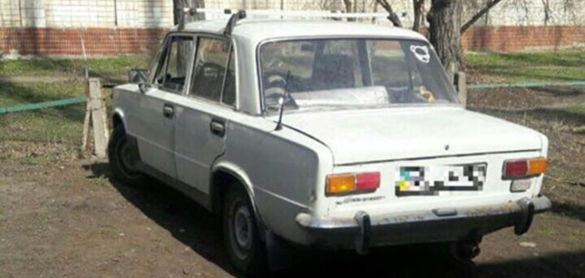 Без перерв і вихідних: в Києві коп затримав автокрадія по дорозі додому