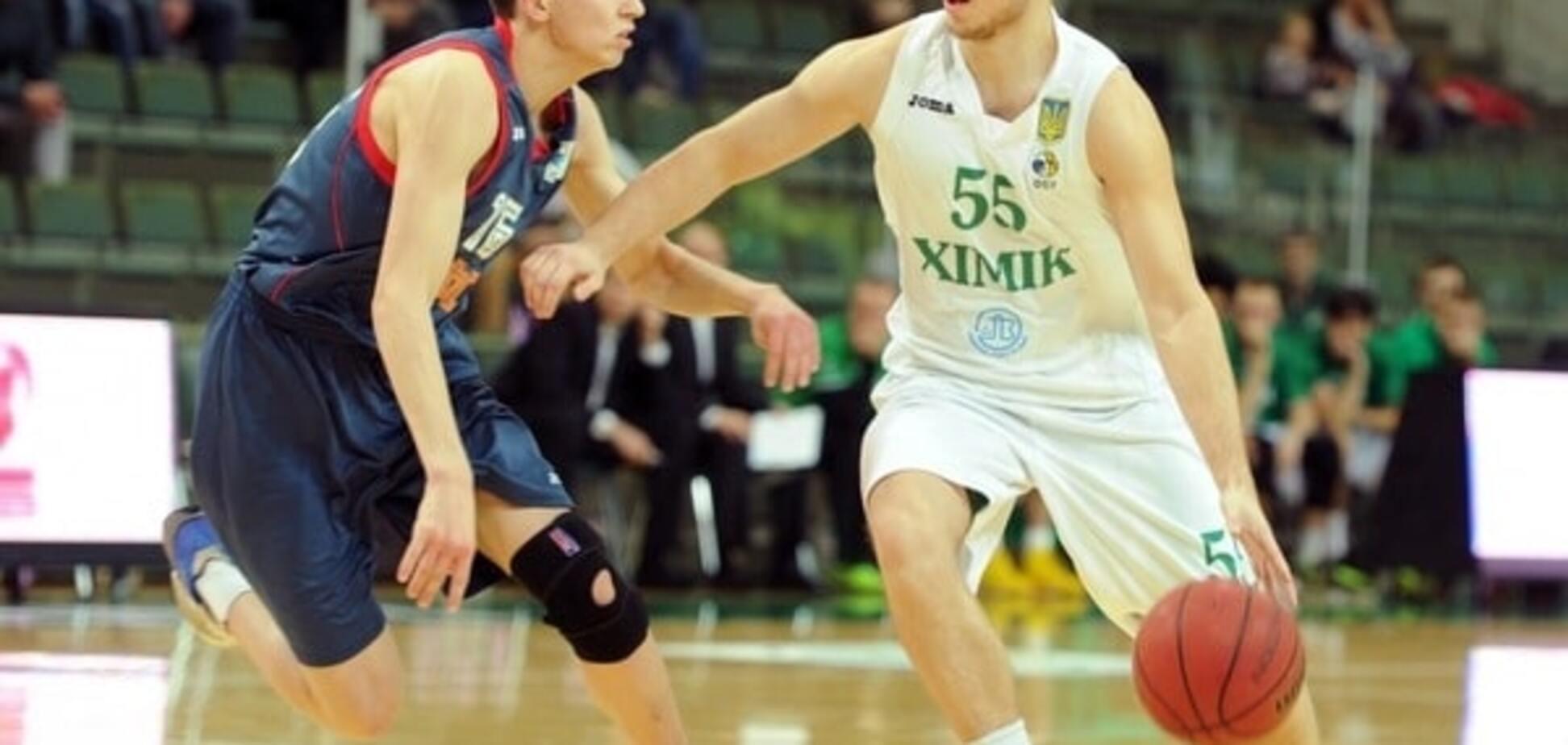 Чемпіон України красивою перемогою завершив регулярний сезон у Суперлізі Фаворит Спорт