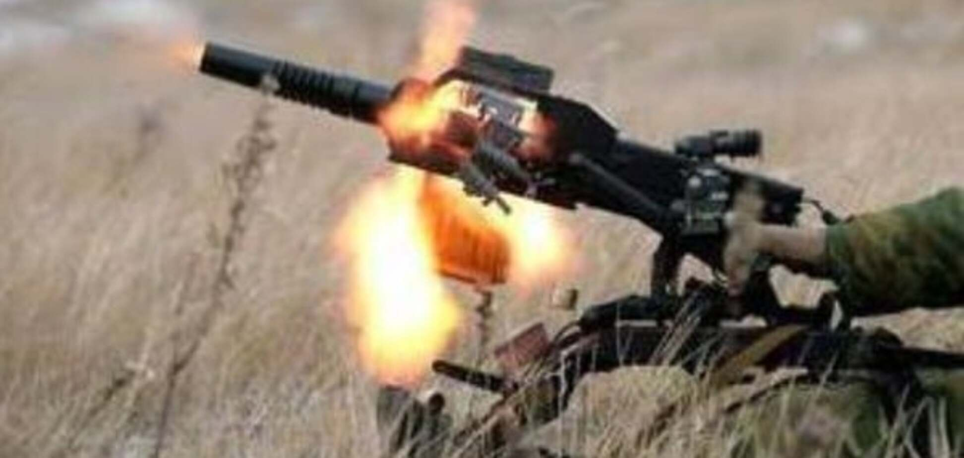 Українські бійці 10 разів відкривали вогонь у відповідь по терористах - штаб АТО