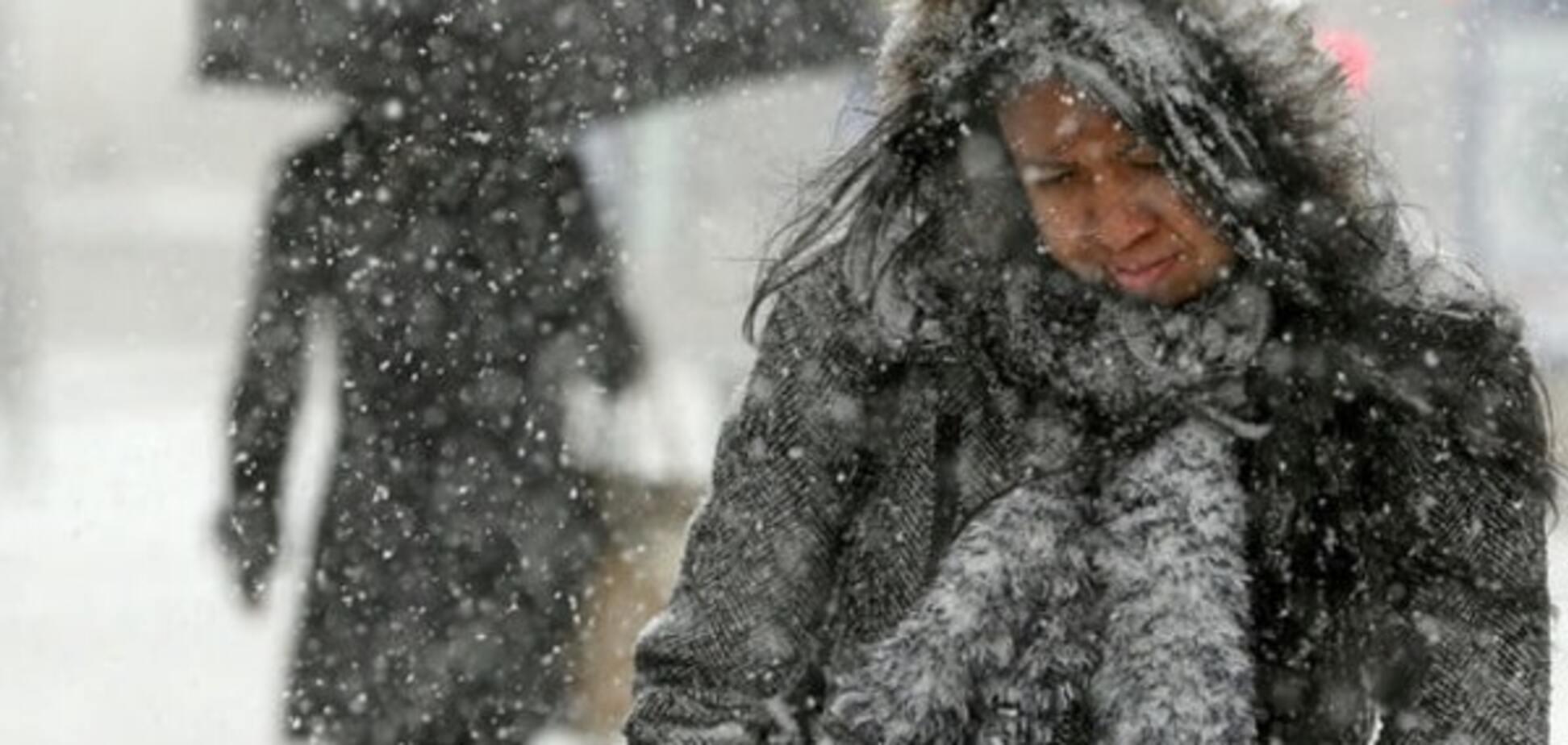 Канаду накрив несподіваний снігопад: фоторепортаж