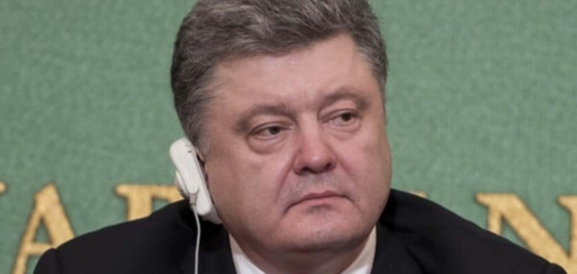 Холодницький: у панамських документах є цікавіші фігуранти, ніж Порошенко