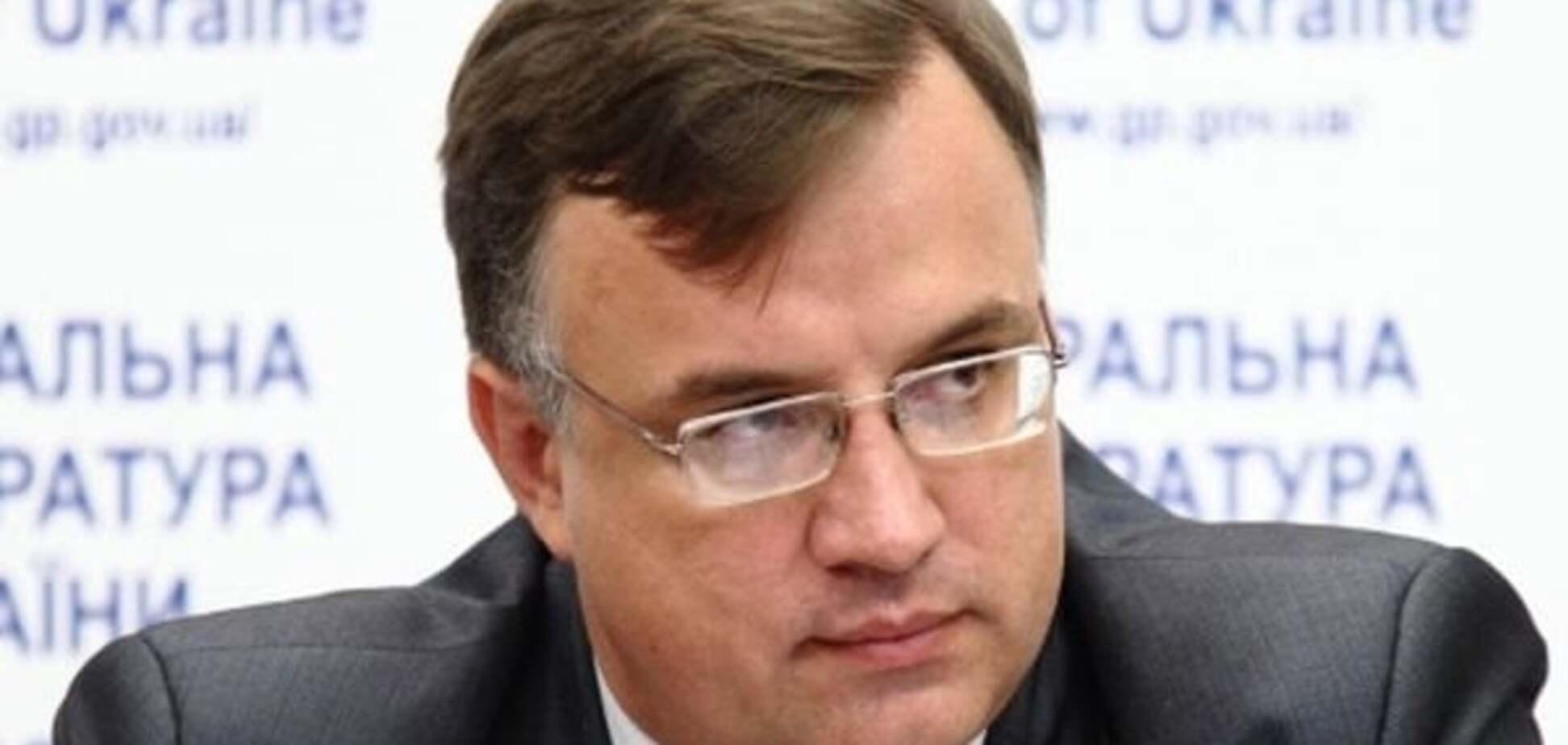 Порошенко не пропонував Севруку очолити Генпрокуратуру - ЗМІ