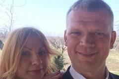 Свободівець Ігор Швайка одружився з журналісткою з Луганська: опубліковані фото