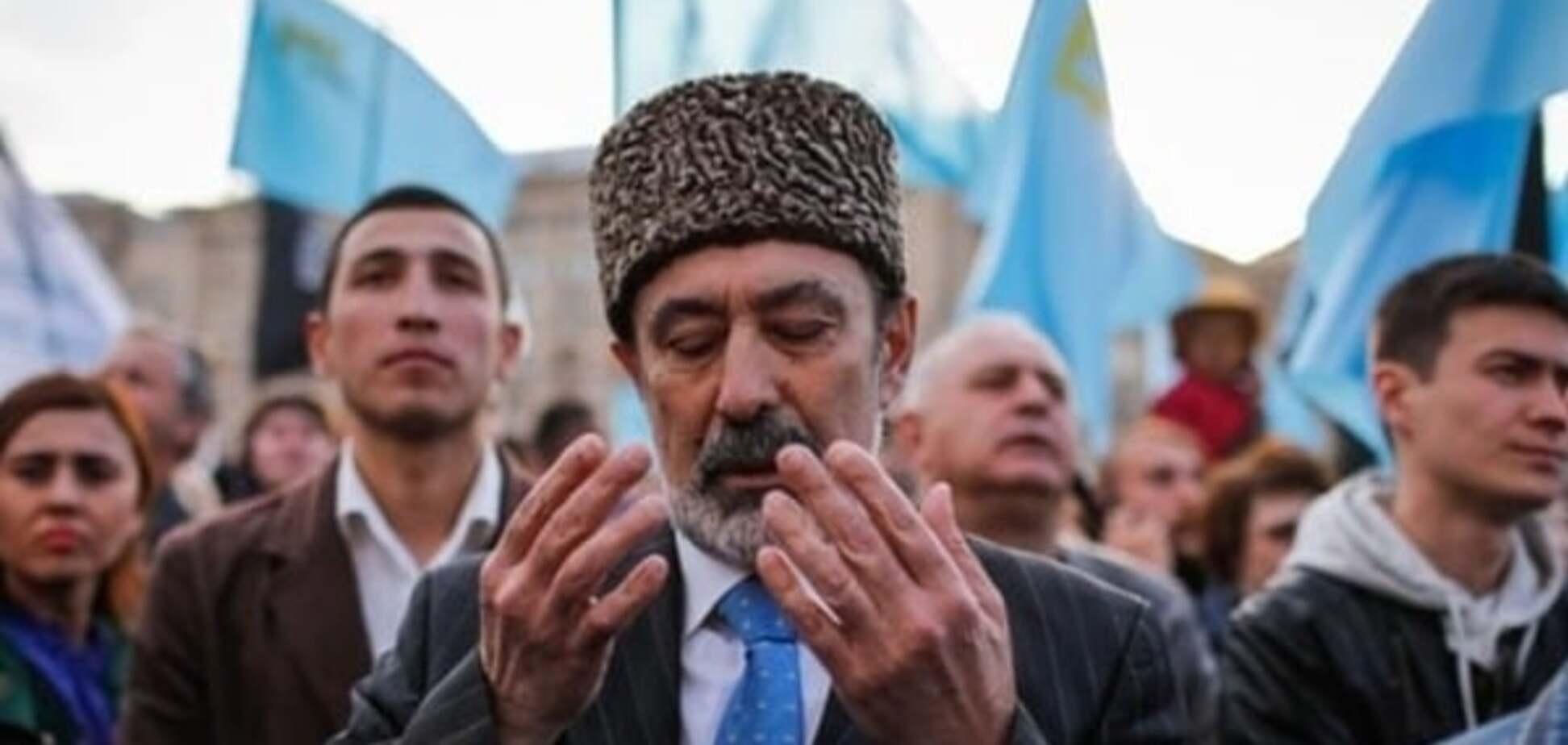 Путін розігрує кримськотатарську карту