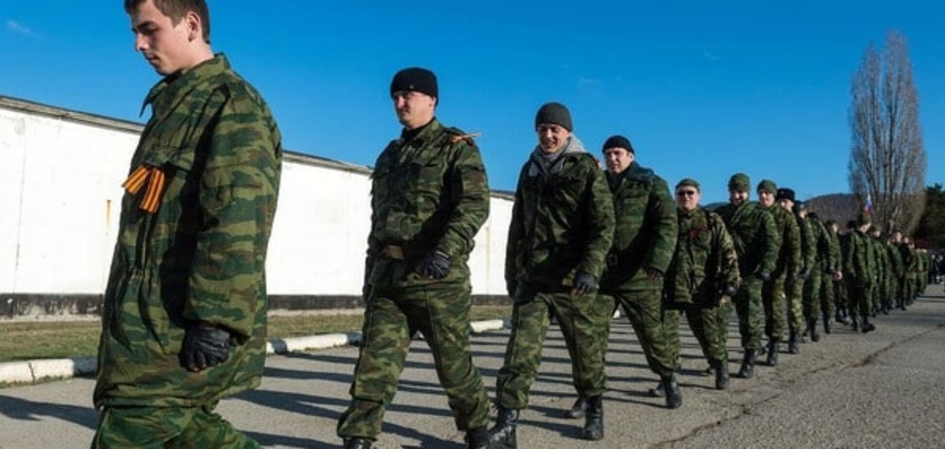 З початку 2016 року на Донбасі загинуло більше ста кадрових російських військових - ГУР