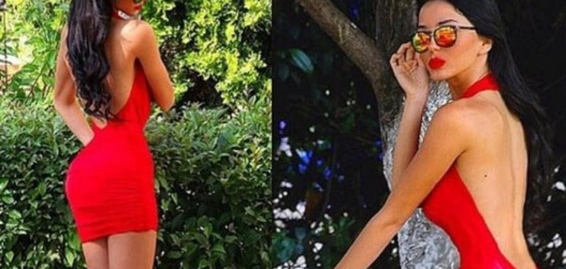 Роналду закрутил роман с роскошной моделью: фото красотки