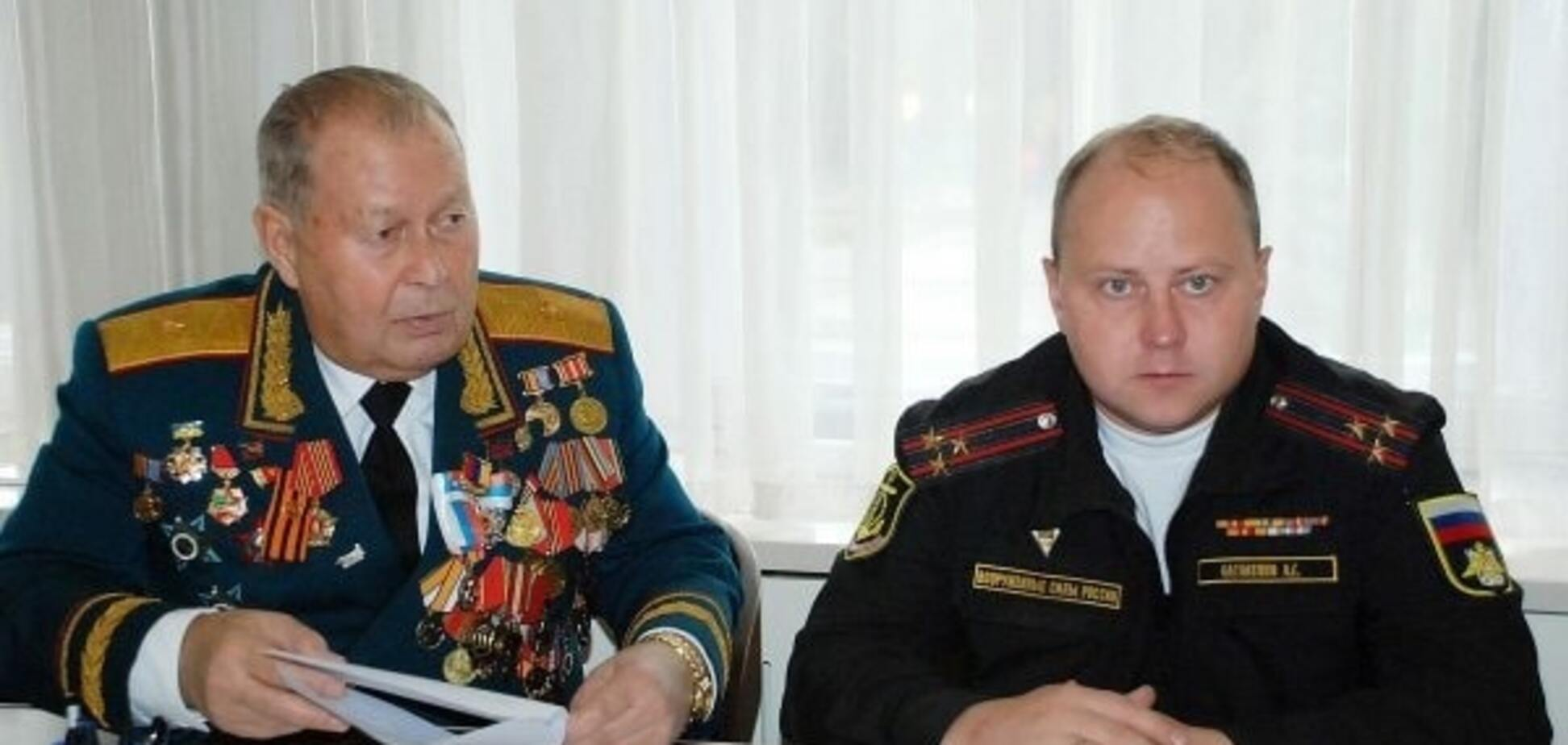 Марина Михайленко, Юрий Михайленко, оккупация Крыма