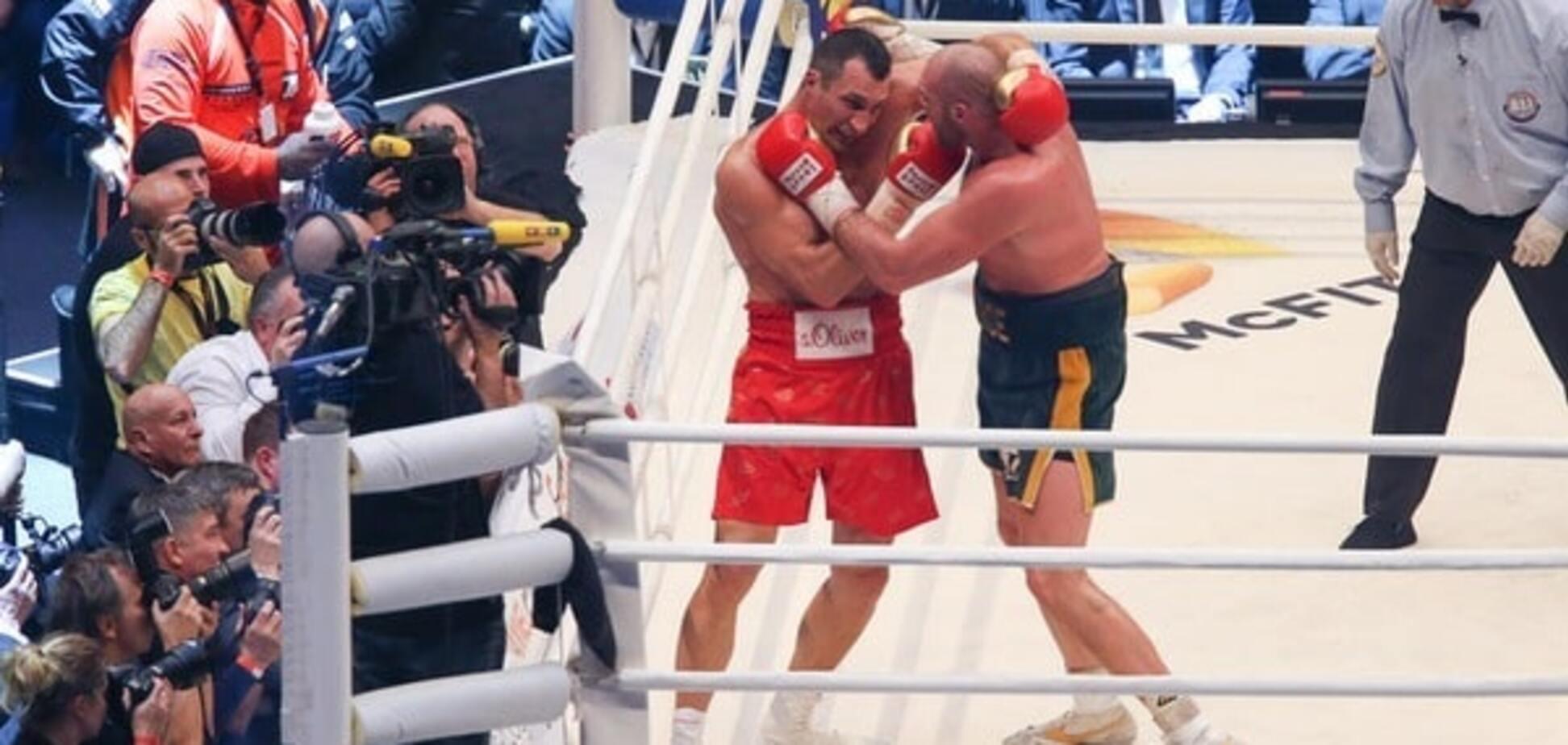 Официально: реванш Кличко – Фьюри пройдет 9 июля