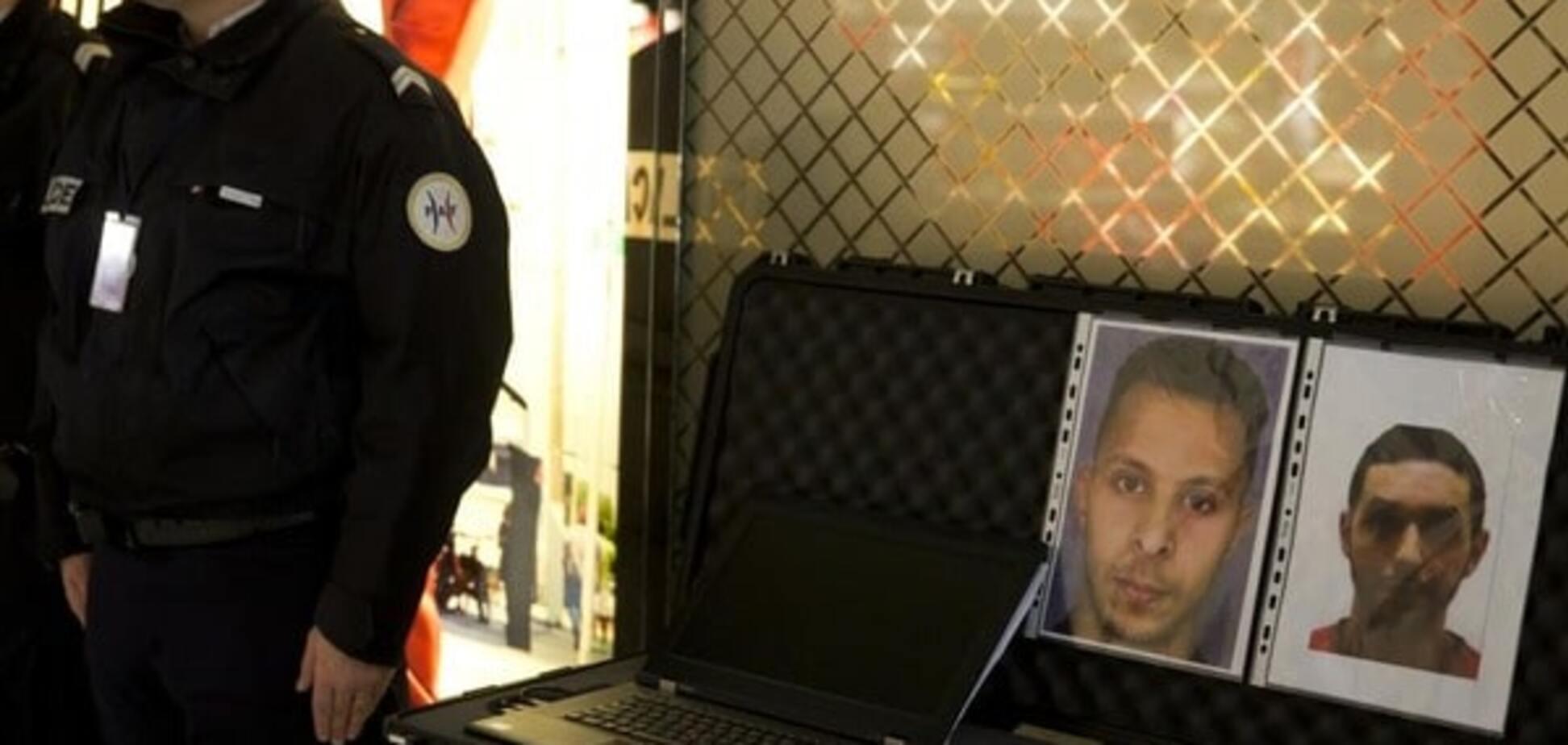 З'явилося відео затримання терориста в Бельгії