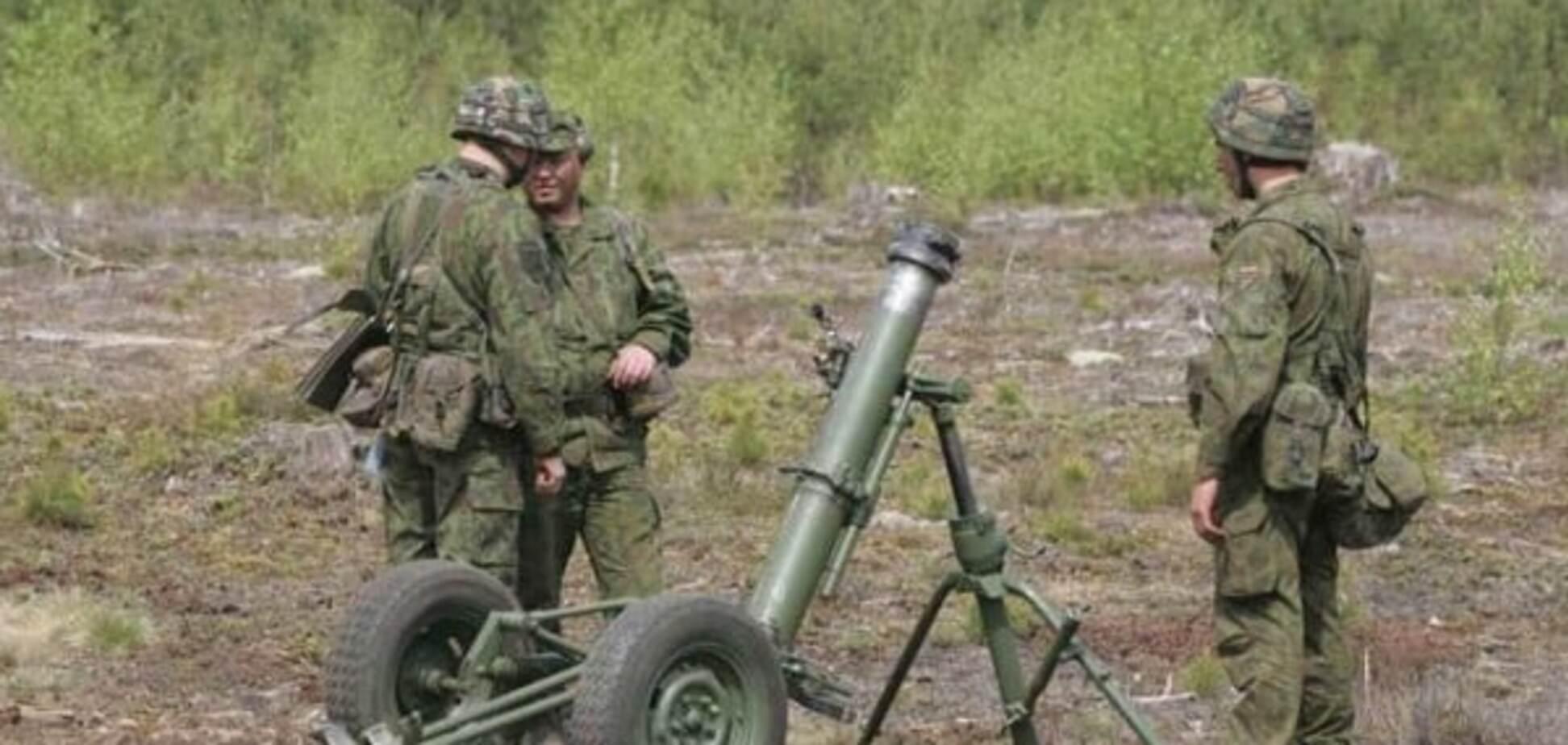 Напруга не спадає: бойовики обстріляли українських бійців з різної зброї
