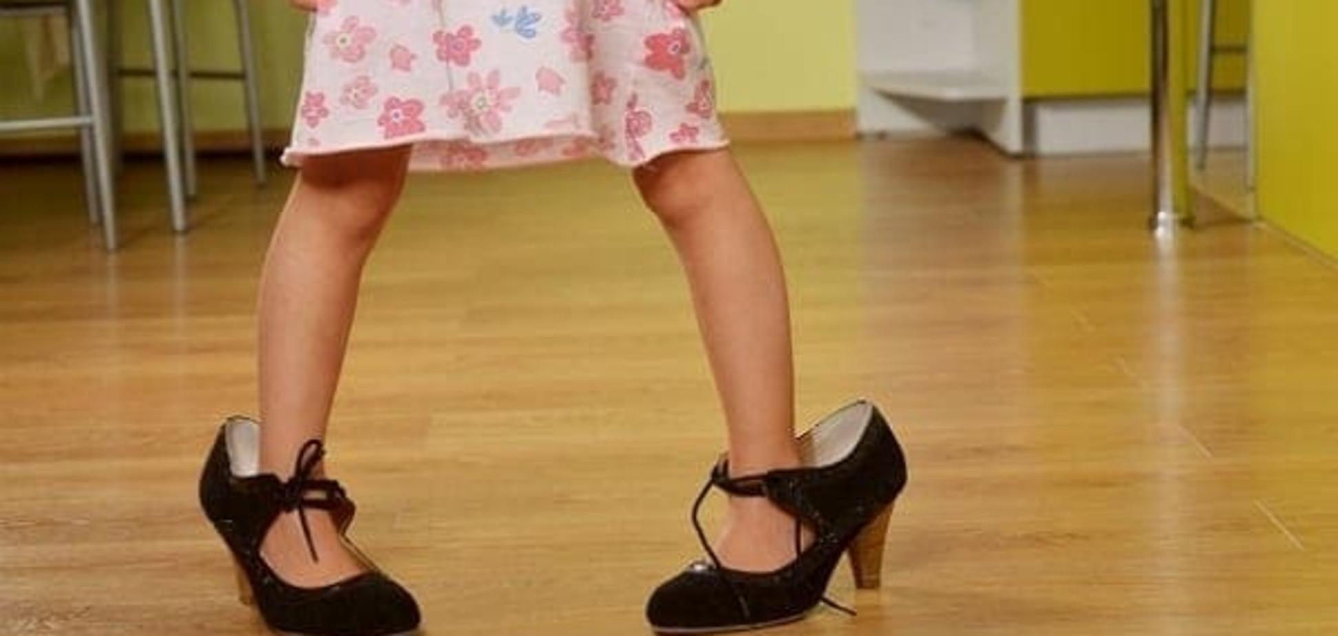 Как купить правильные туфли для девочки: важные советы