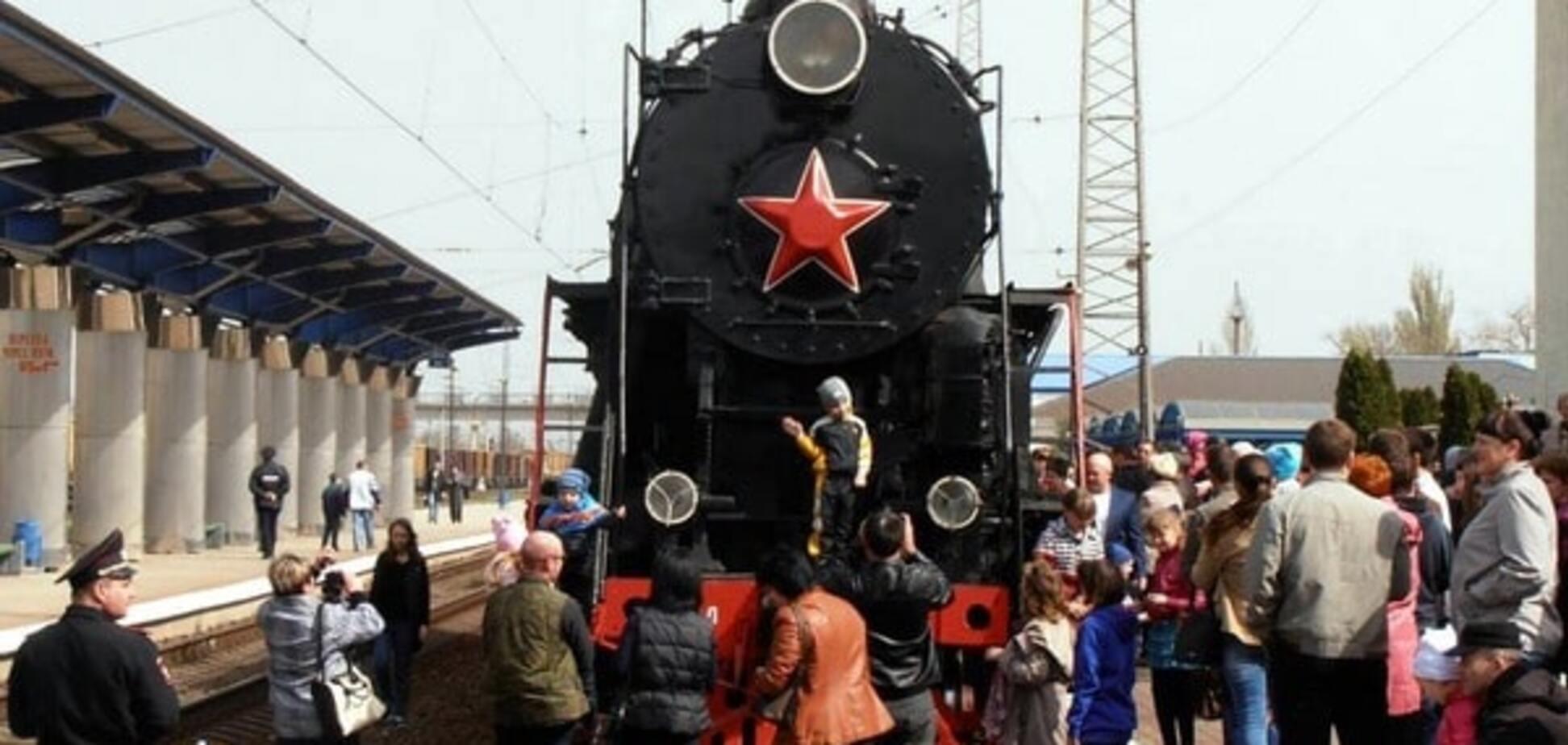 Поезд Победы Крым