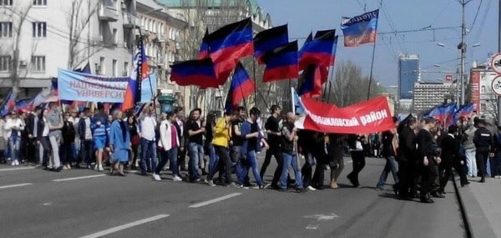 Захопили 'укри': терористи не дорахувалися 500 осіб