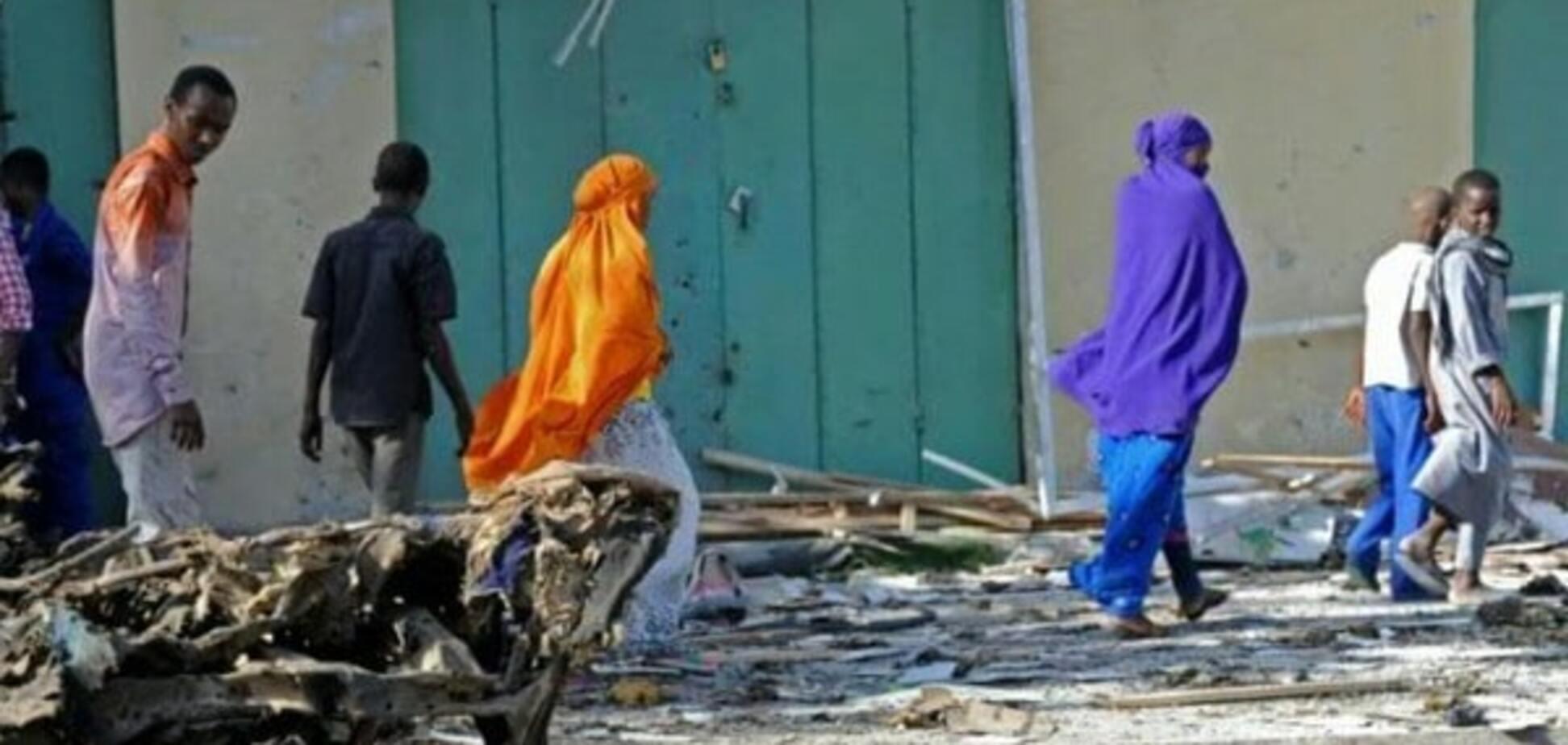 У Сомалі терорист-смертник підірвав себе в готелі: є жертви