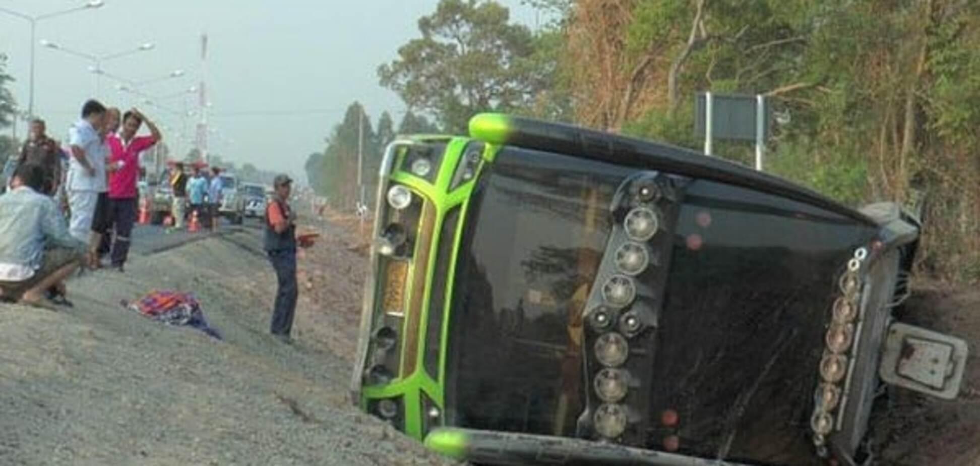 Авария в Таиланде