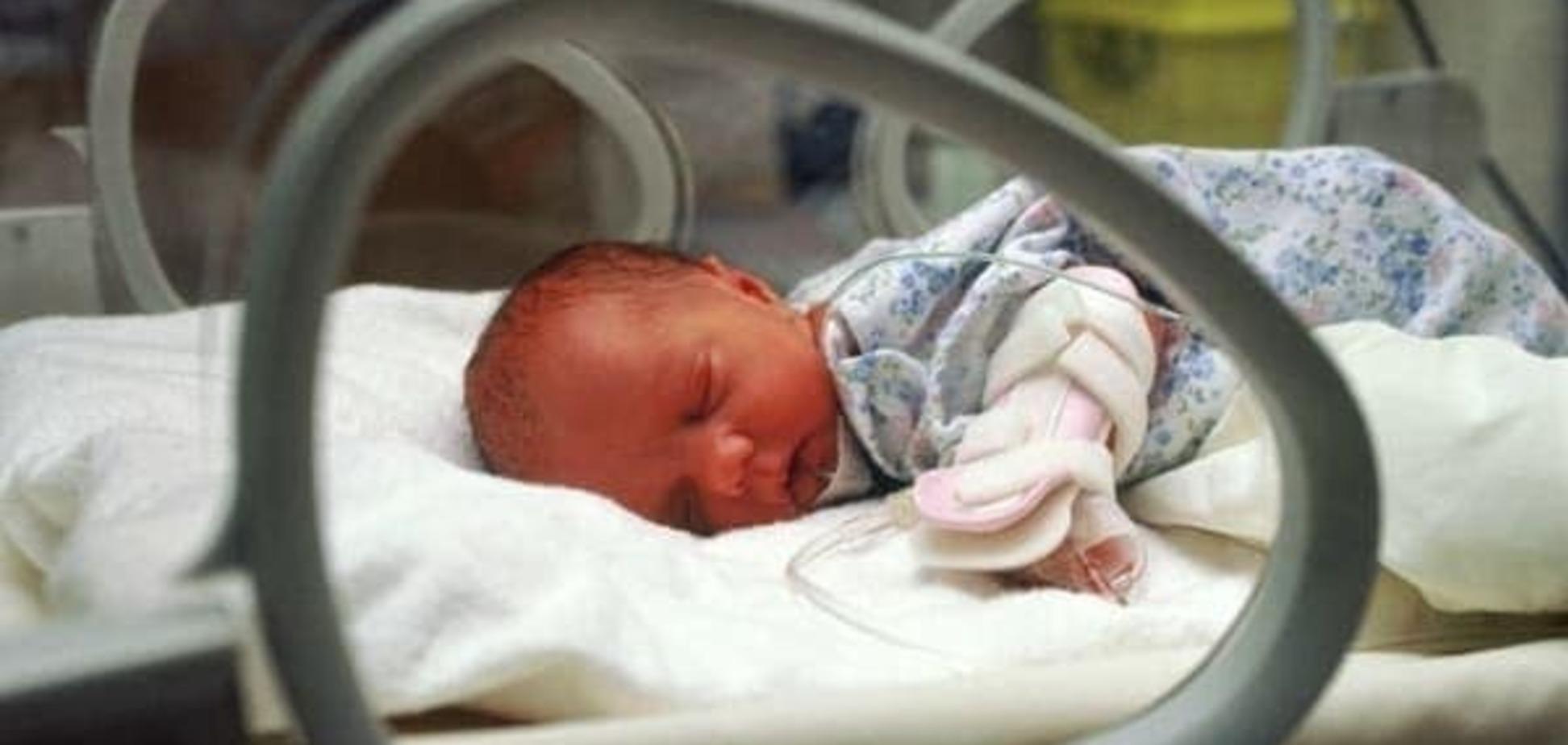 Разработан новый метод диагностики инфекции у недоношенных детей