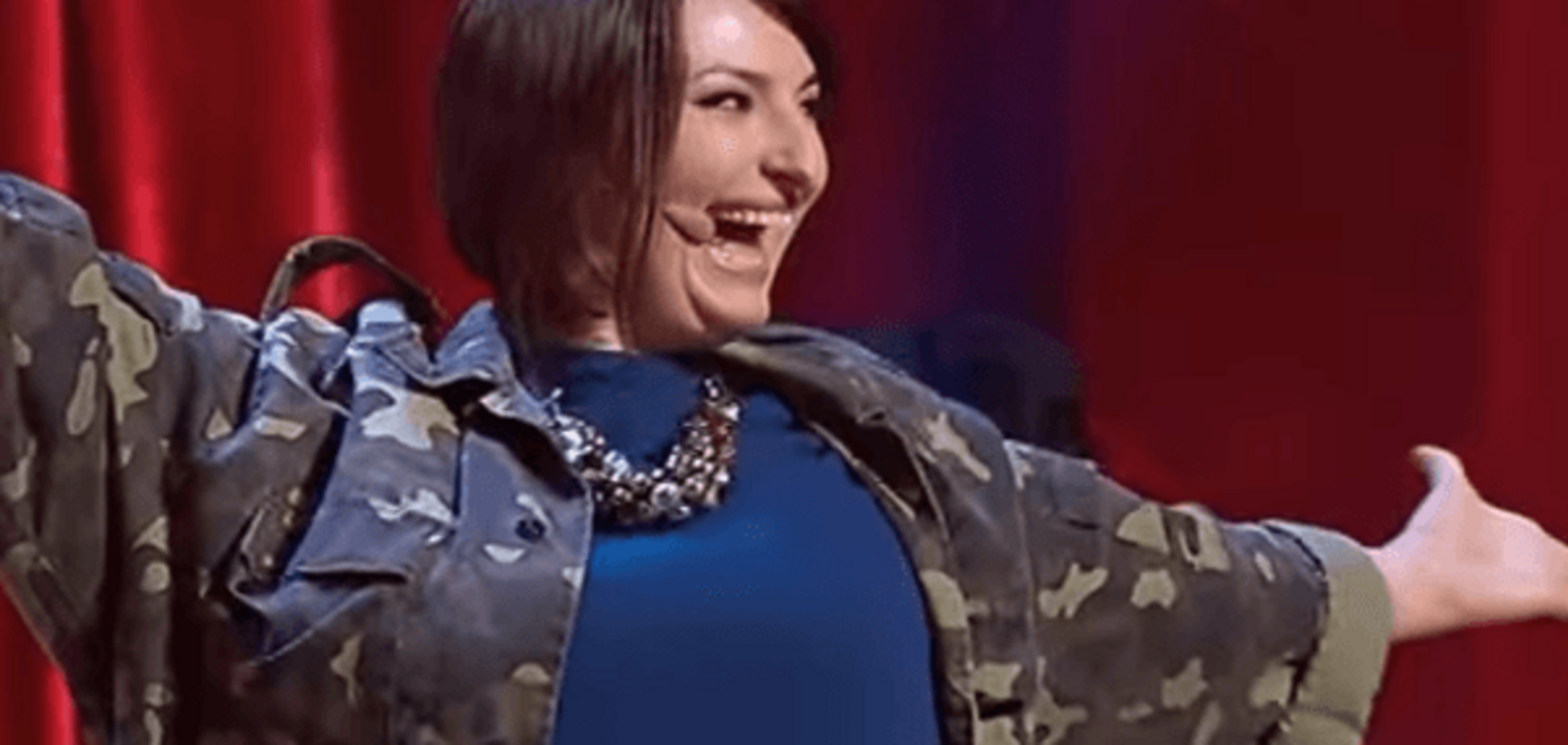 На ТБ висміяли виступ 'ДНР' на конкурсі 'Міс Всесвіт'