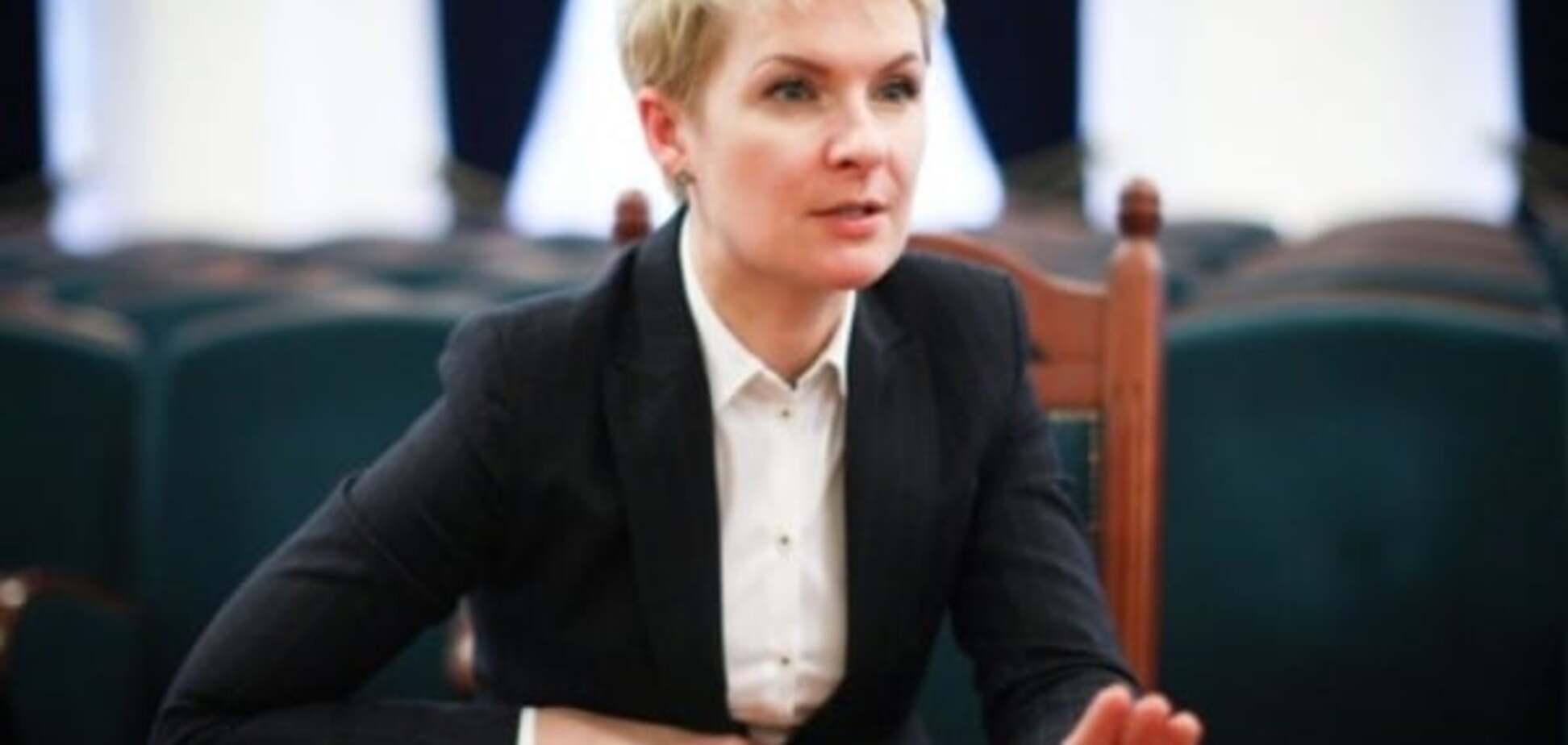 Головний люстратор України 'засвітилася' в 'панамських документах'