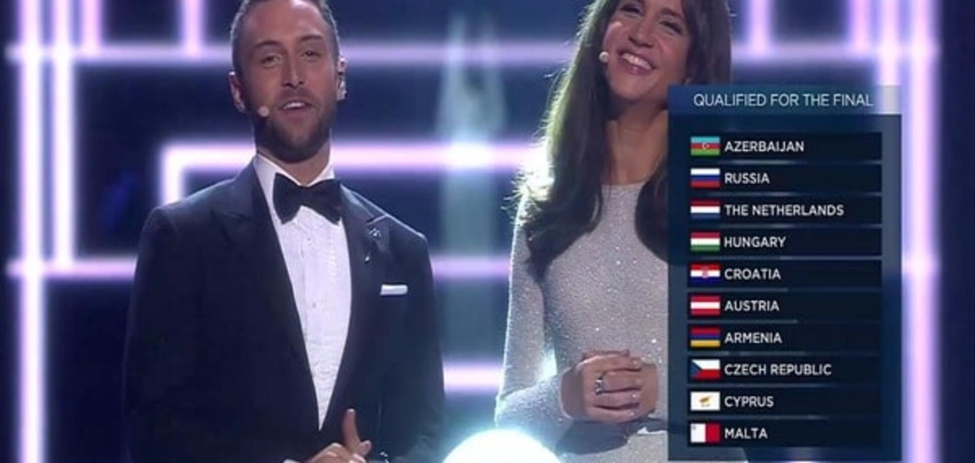 Eurovision 2016 results