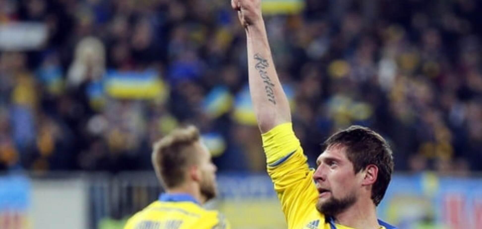 Агент Селезньова спростував повернення футболіста в Україну після втечі з російського клубу