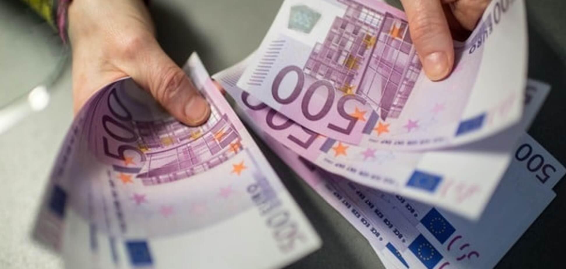 'Щоб не було соромно': Порошенку запропонували перевести Україну на євро