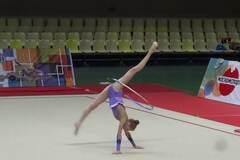 Російська гімнастка вирішила виступати за Україну