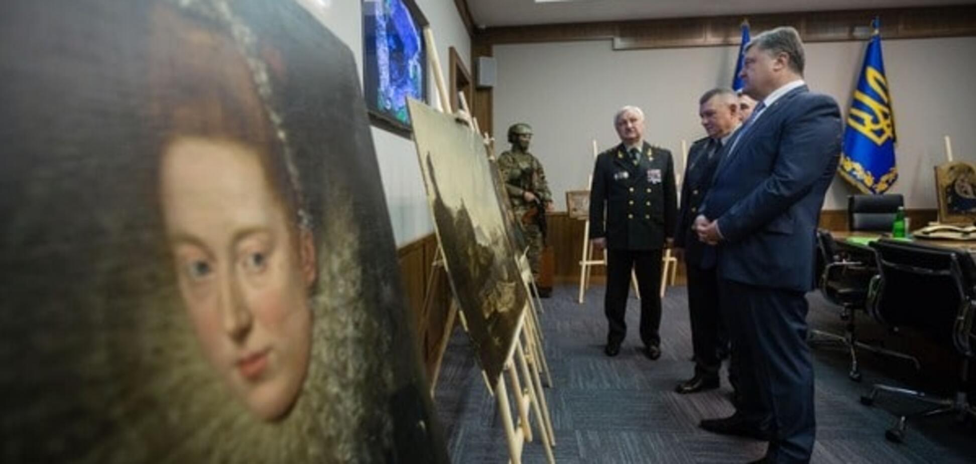 Прикордонники України знайшли викрадені у Вероні картини Рубенса, Пізанелло і Тінторетто на 16 млн євро