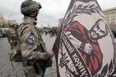 У поліції розповіли про міну, підкинуту на базу спецназу в Харкові
