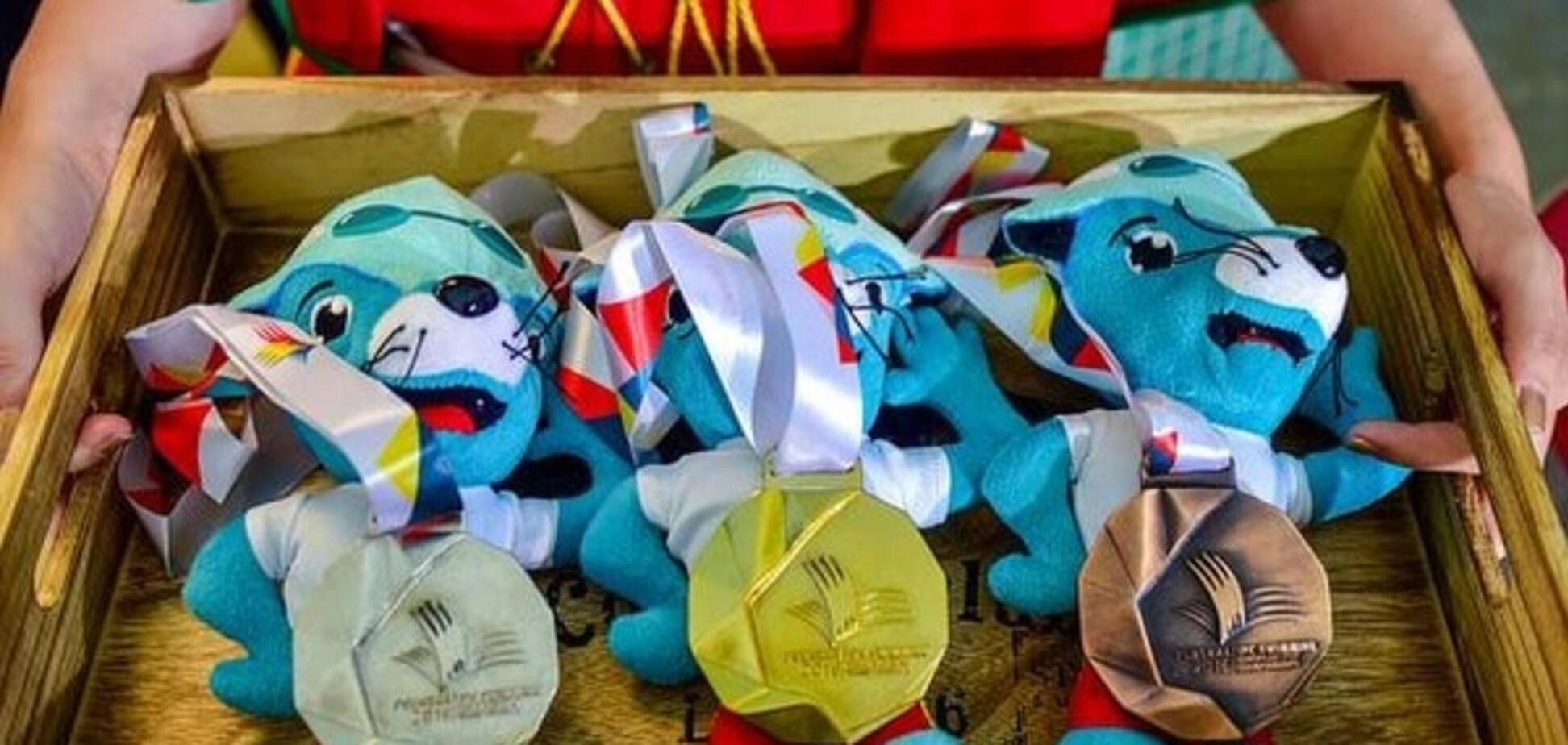 Сборная Украины выиграла чемпионат Европы по плаванию, опередив Россию
