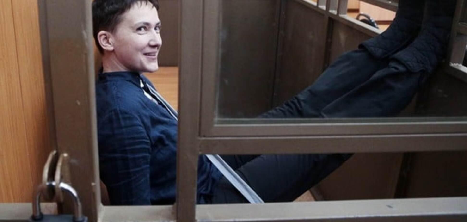 Ніяких тортів: адвокат Савченко розповів про день народження Надії у в'язниці