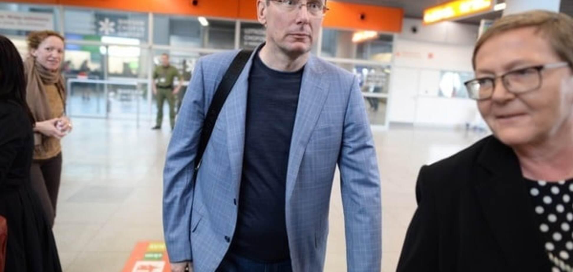 Невірно зрозуміли: у Луценка пояснили його 'телепортацію'