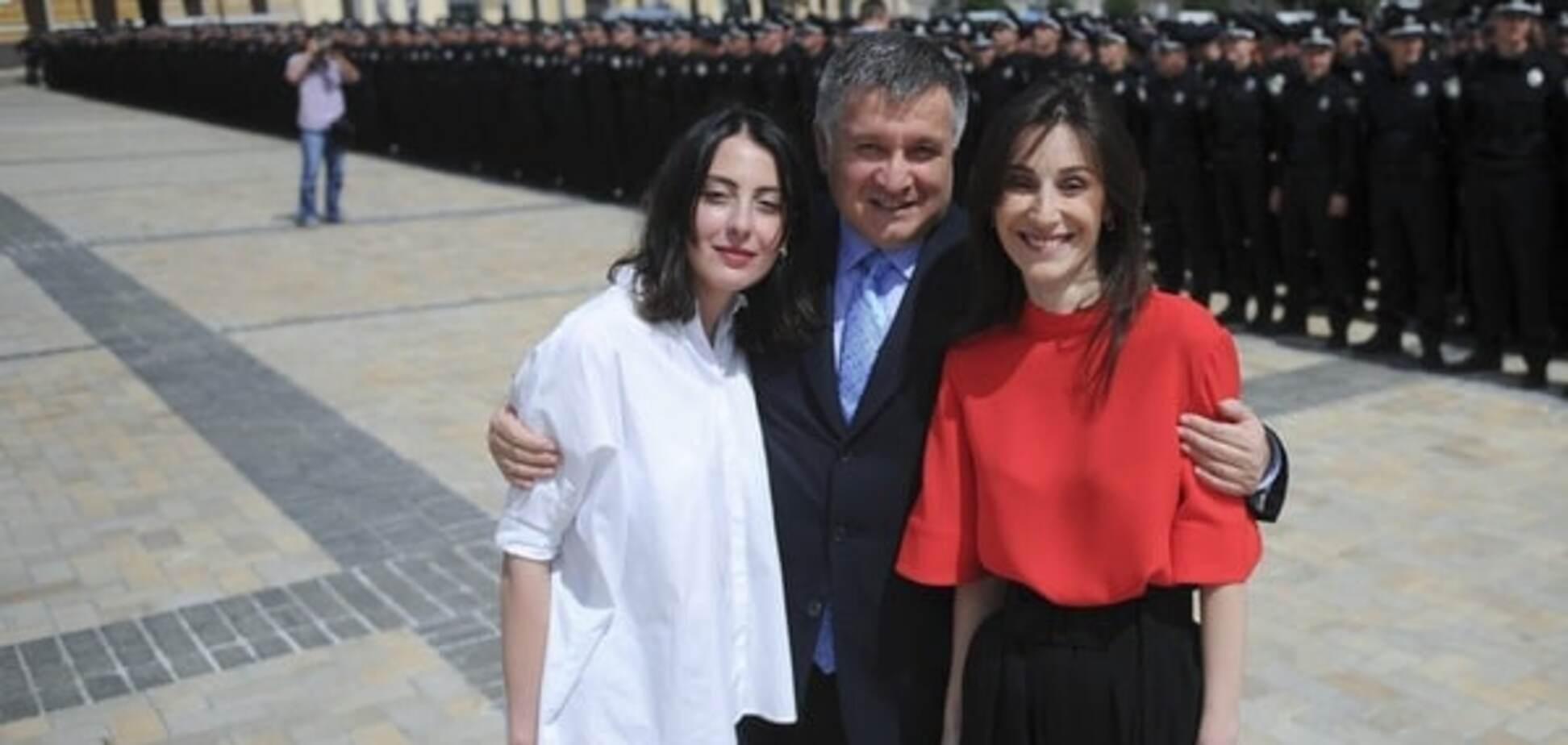 Хатия Деканоидзе, Арсен Аваков и Эка Згуладзе