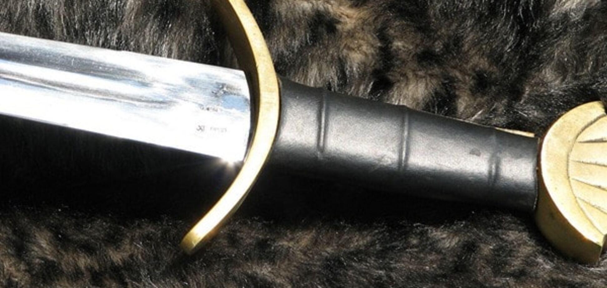 Меч эпохи викингов