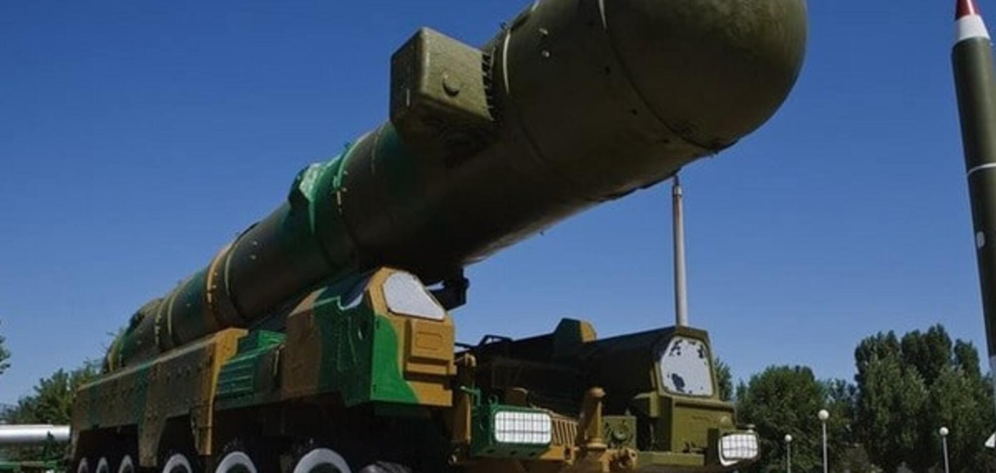 Росія готує Крим до використання ядерної зброї - Тимчук