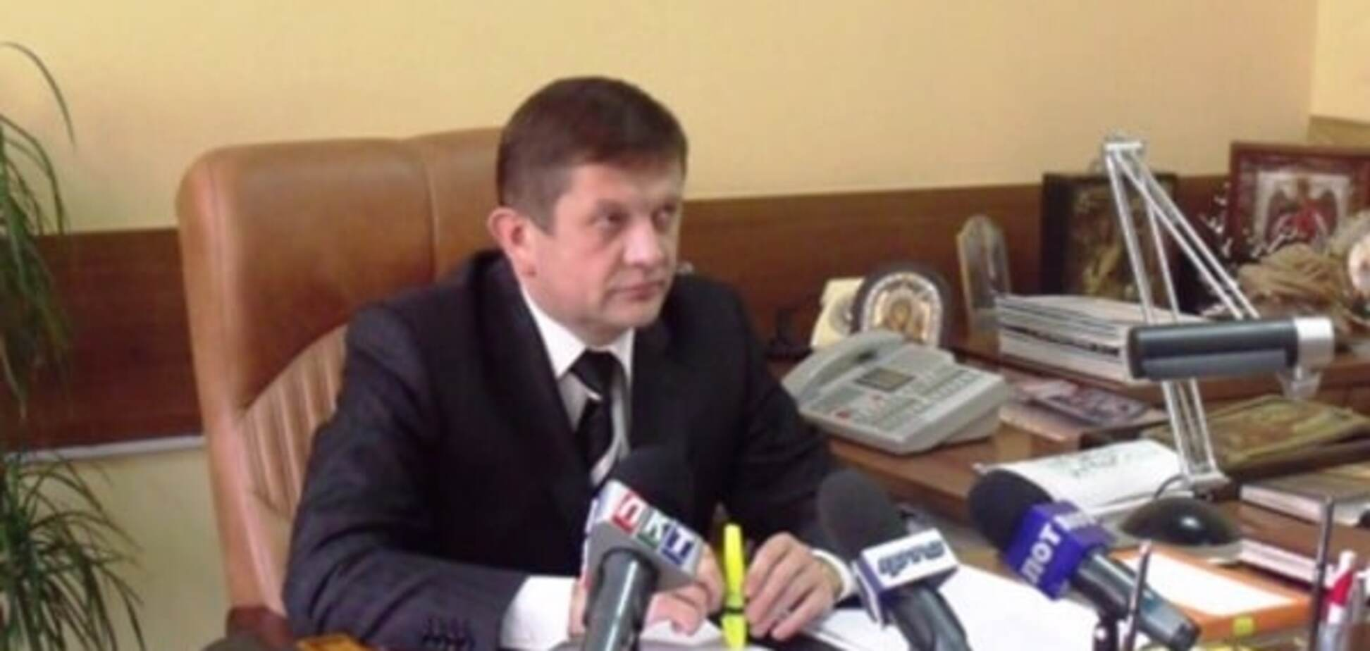 Зв'язків вистачає: волонтер натякнув на слід Гарбуза у скандалі з 'ЛНРівцем' Малюком