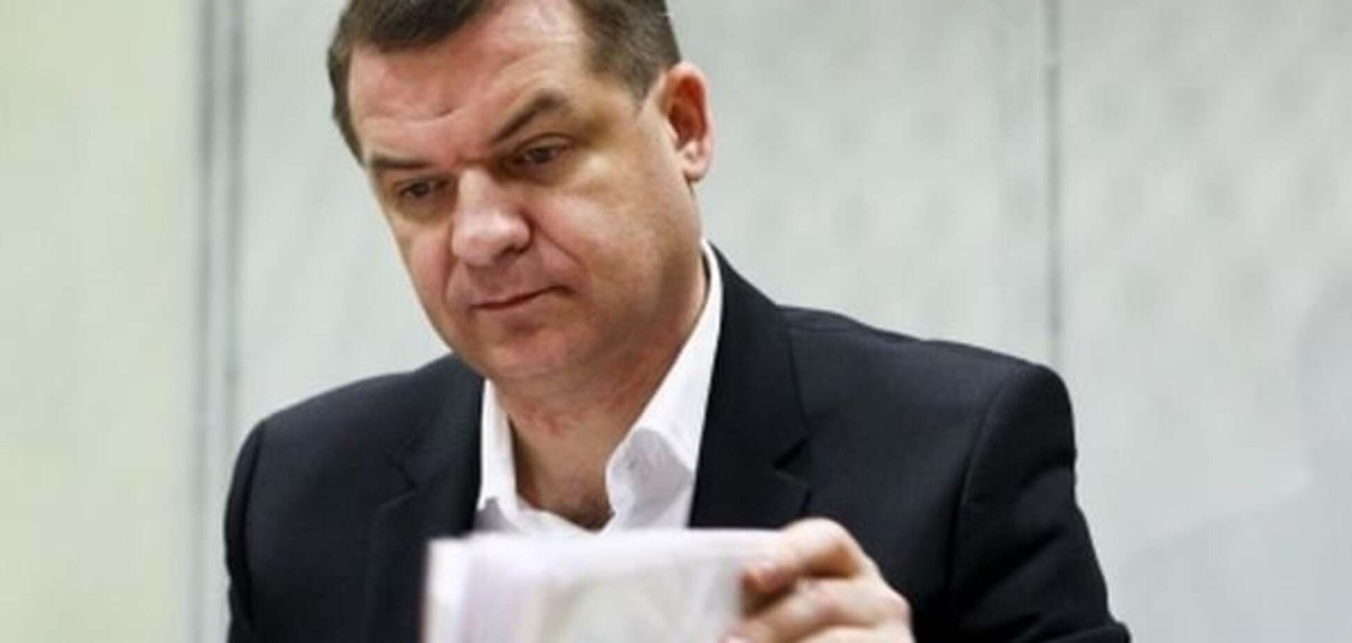 'Діамантовий прокурор' Корнієць заявив, що його побили