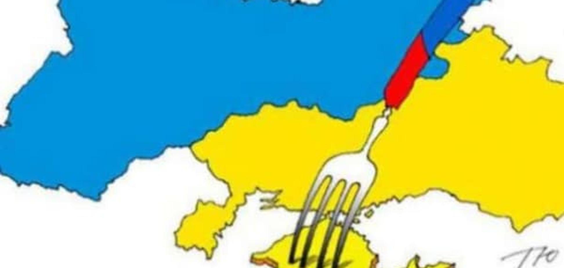 Військові оцінили шанси Росії під час наступу з Криму на материкову Україну