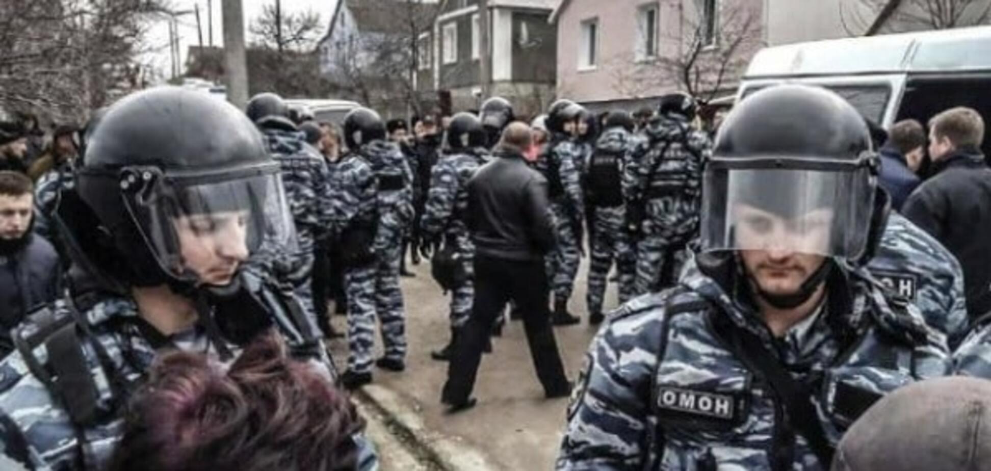 Підняли на вуха село: окупанти знову завітали до кримських татар