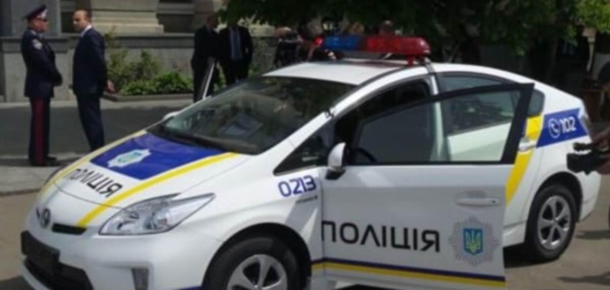 У Києві прогримів вибух на території поліцейської дільниці